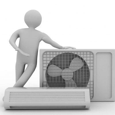 Installation d'un climatiseur mural ou central